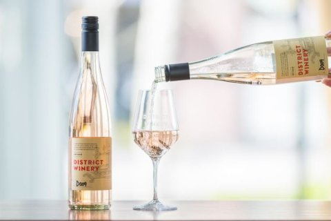 This rosé season, drink pink with made-in-DC wine