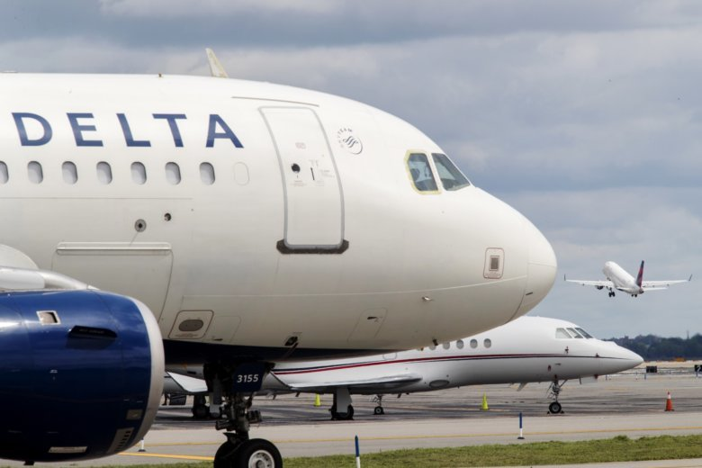 Delta fixes 'technology issue,' flights no longer grounded