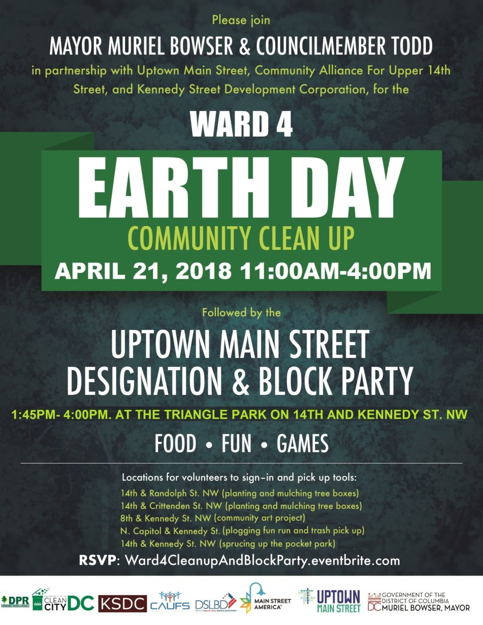 How to celebrate Earth Day 2018 in the DC area | WTOP