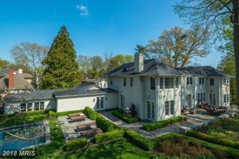 6-bedroom Bethesda colonial tops March area home sales at $5.4M