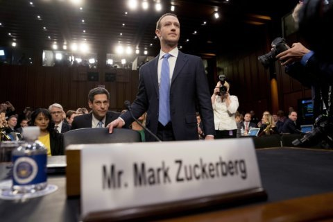 Watch: Day 2 of Facebook CEO Zuckerberg's testimony