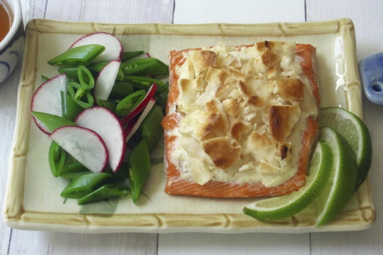 Wasabi Cracker Crusted Salmon Is A Quick Weeknight Meal Wtop