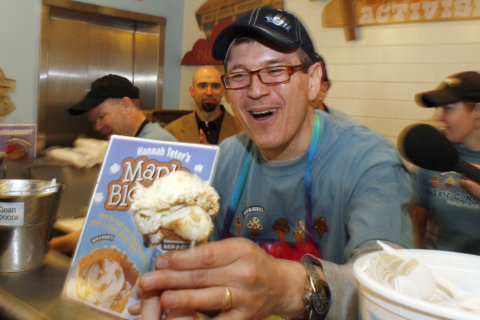 Want some free ice cream? Ben & Jerry's has you covered