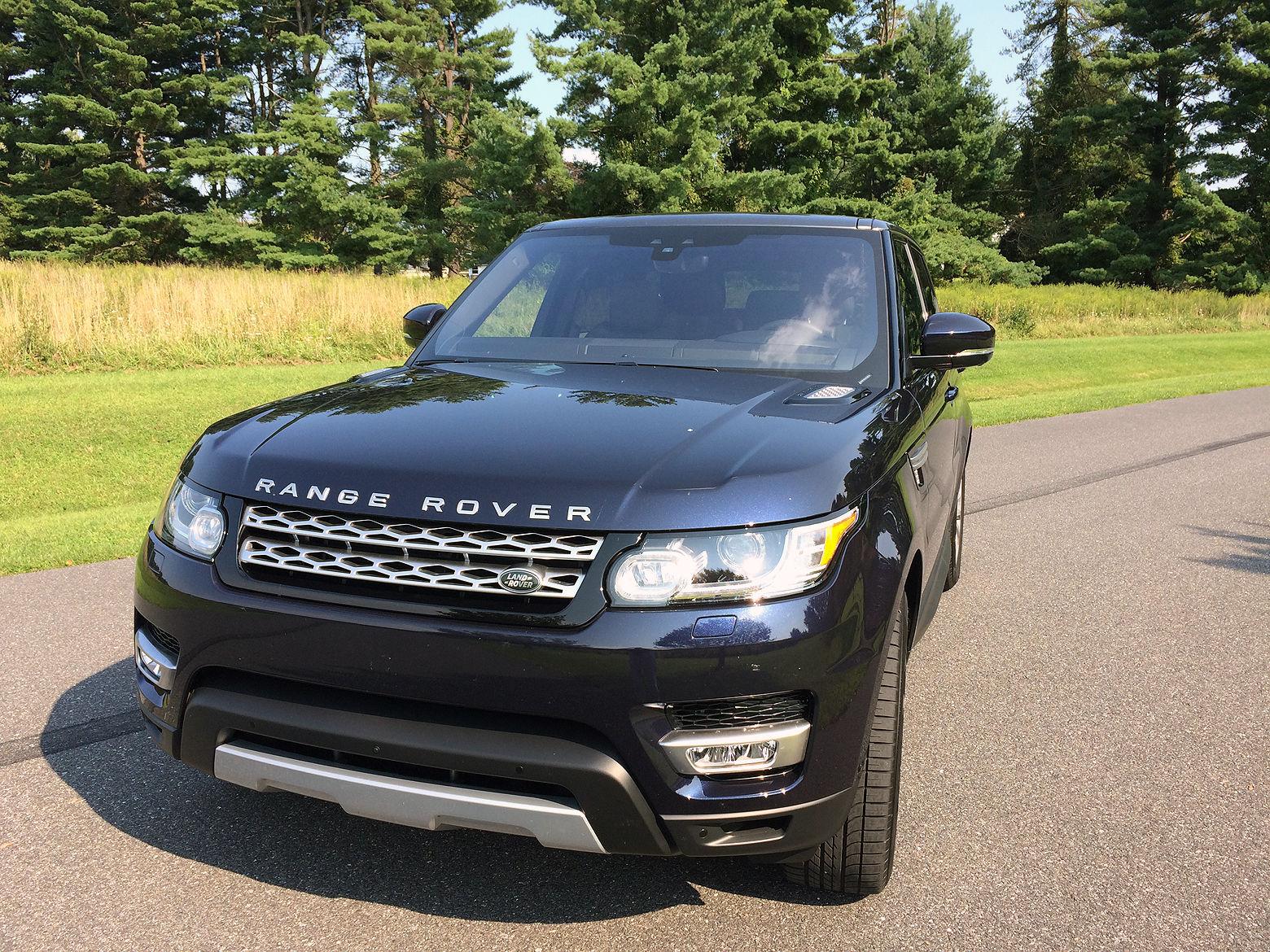 Range Rover Sport Hse Td6 Sel Fuel Mileage With Plenty Of Kick Wtop