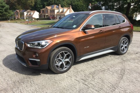 BMW X1: An improved, more luxurious crossover