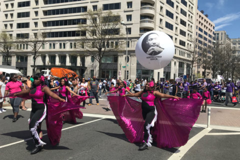 'History always has its place': Celebrations mark DC Emancipation Day