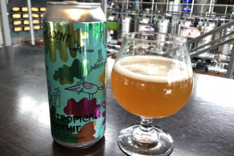 Beer of the Week: Decadent Ales Double Tropical Smoothie DIPA