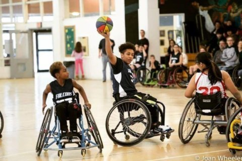 Area youth wheelchair basketball team needs help for next competition