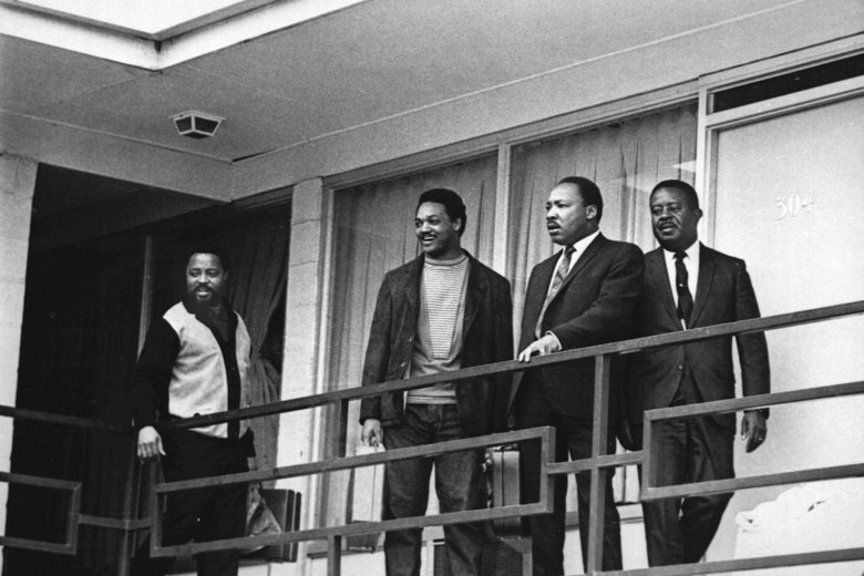 Ap Was There The Assassination Of Martin Luther King Jr Wtop