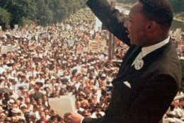 The Rev. Dr. Martin Luther King, Jr.