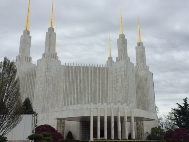 Landmark Mormon Temple Will Briefly Open Doors To Public