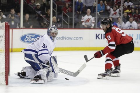 Devils, Blue Jackets sit top players for rest in Game 82