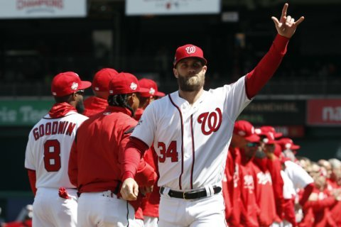 Bars in the DC area committed to showing all Nats games