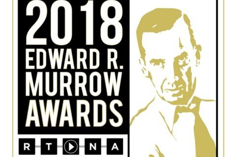 WTOP honored with 9 regional Edward R. Murrow Awards