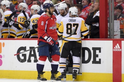 Could Capitals deploy Backstrom's line vs. Crosby's line in Game 2?
