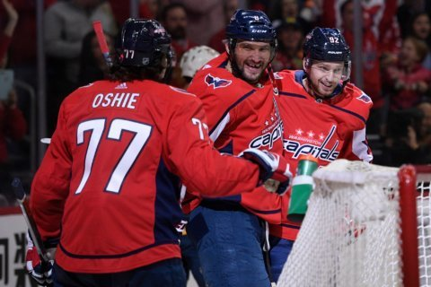 Capitals to face Columbus Blue Jackets in First Round of Stanley Cup Playoffs