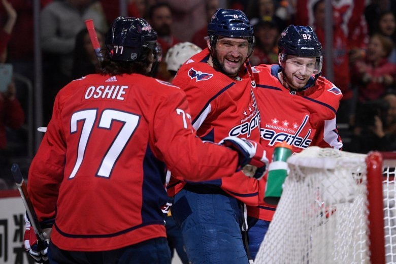 2dc06a080b2 Capitals to face Columbus Blue Jackets in First Round of Stanley Cup ...