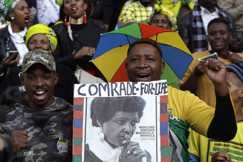 The life and times of Winnie Madikizela-Mandela