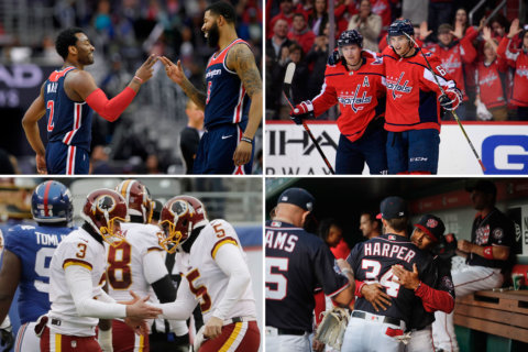 Veteran sports journalists launch subscription-based D.C. sports site