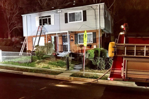 Man found dead in Prince George's County house fire