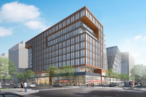 Big phase 2 unveiled for The Yards in DC