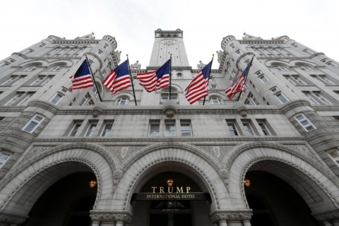 Hotel liquor license kept over protest of Trump's character