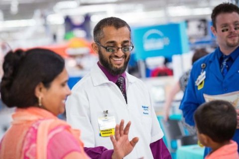 Free health screenings available at Walmart stores
