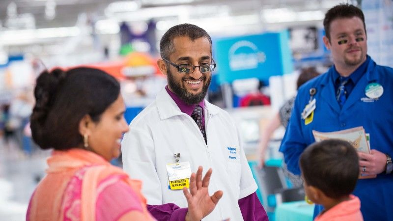 Free health screenings available at Walmart stores   WTOP