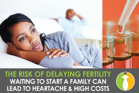 The risks of delaying fertility for women