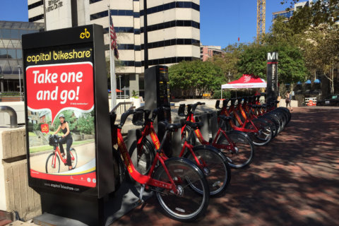 Capital Bikeshare problems take many stations offline