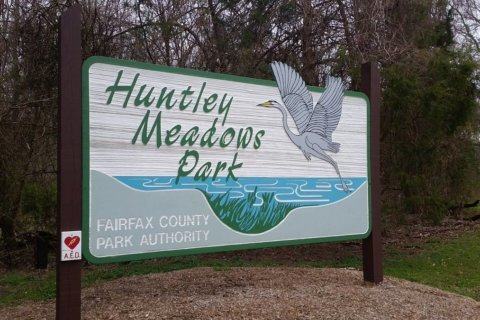 Braving cold weather, volunteers spring-clean Fairfax Co. parks