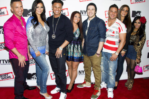Q&A: 'Jersey Shore' cast talks MTV's 'Family Vacation'
