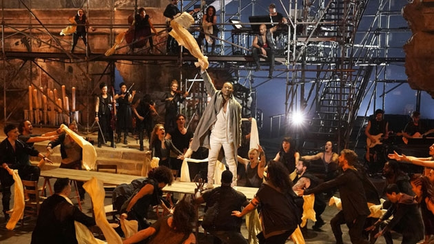 Andrew Lloyd Webber and Tim Rice will bring Jesus Christ Superstar to NBC.