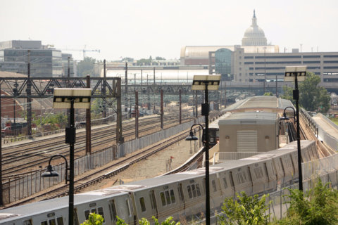 Track work on Blue, Yellow, Red, Green lines this weekend