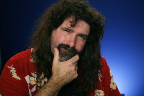 Q&A: WWE legend Mick Foley brings '20 Years of Hell' tour to DC Improv
