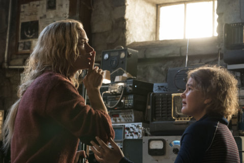 Movie Review: 'A Quiet Place' is genius horror with a silent but deadly premise