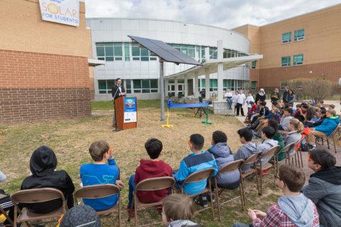 More Va. schools benefiting from clean renewable energy