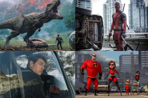 Summer movie guide as blockbuster season starts earlier and earlier