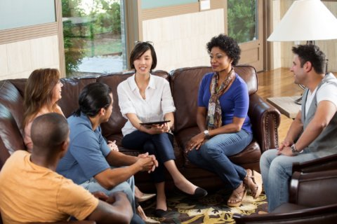 Caregiver connection: benefits of support groups for caregivers