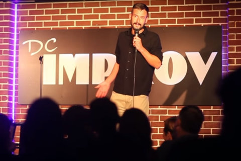 Comedy Bootcamp helps military vets recover via stand-up at DC Improv