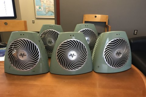 Citing fire and burn risks, Vornado recalls 350,000 personal heaters