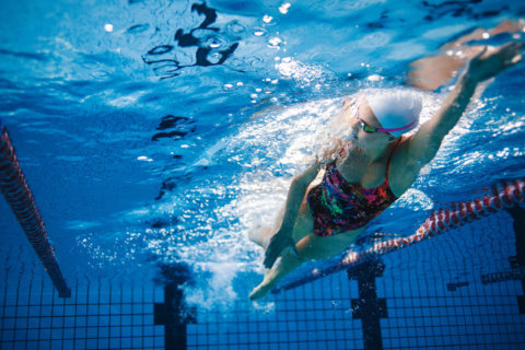 Surprising ways a dip in the pool can improve your health