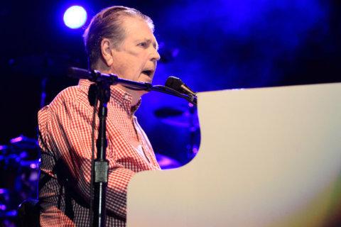 Emergency back surgery postpones Brian Wilson's Kennedy Center show