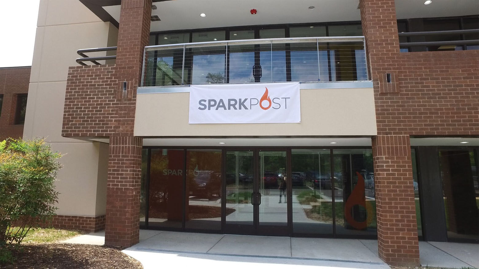 SparkPost's headquarters move in Columbia, Maryland, has more than doubled its size to nearly 30,000 square feet. (Courtesy SparkPost)