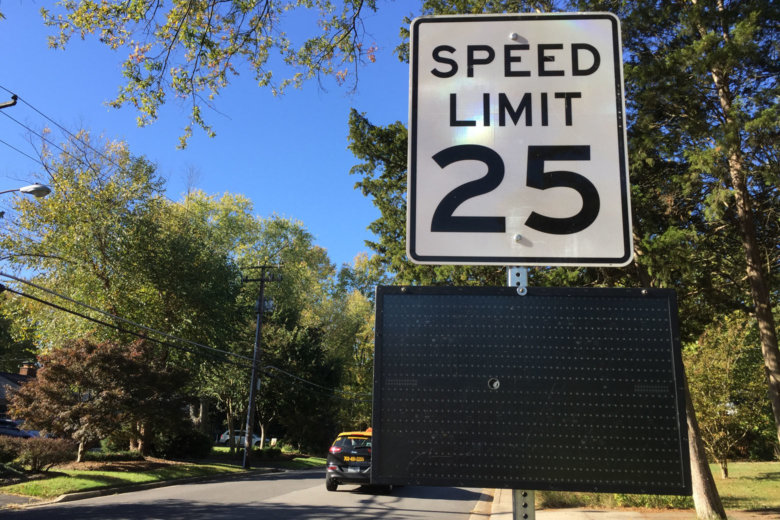 Tired Of Drivers Speeding Down Your Street Heres How To Get