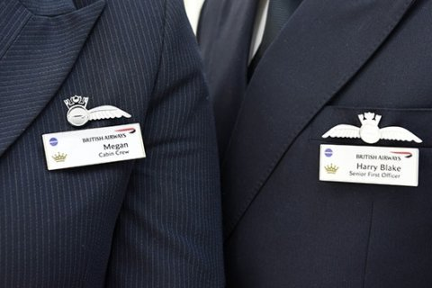 British Airways staff flight with only Harrys, Meghans to celebrate royal wedding