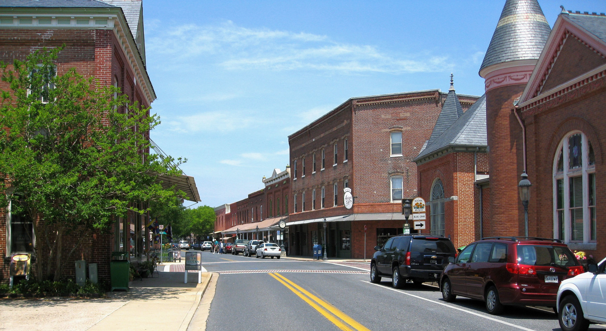 Md. city named best for small-town shopping in US