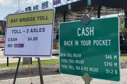 Anne Arundel Co. executive says more Bay Bridge traffic improvements needed
