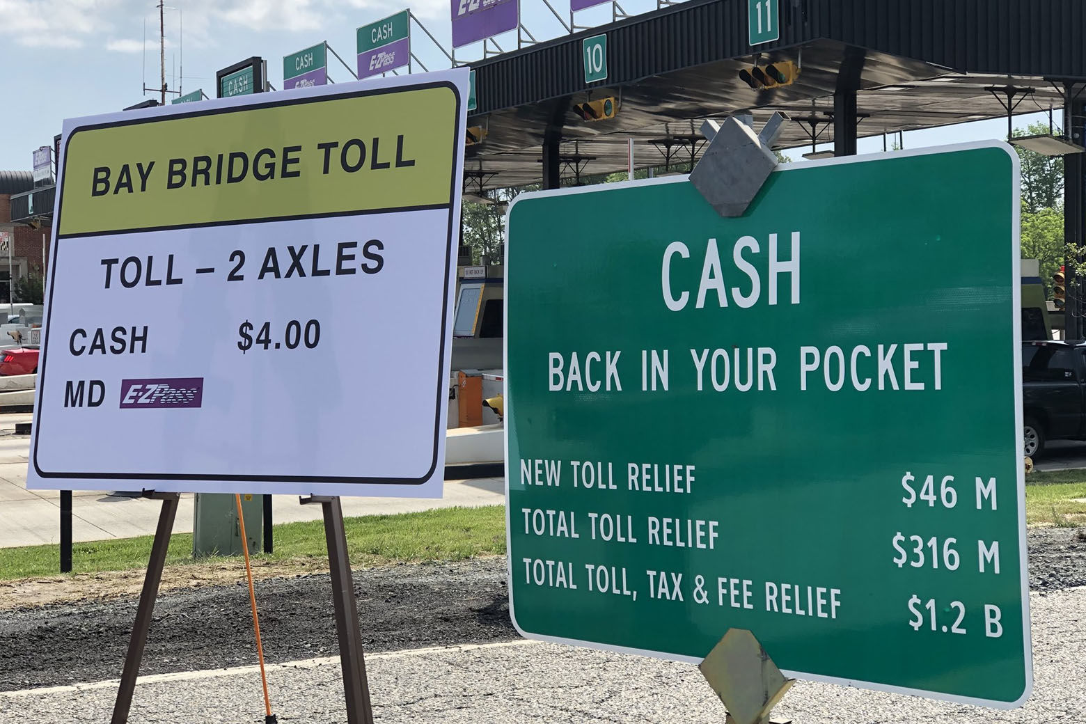 E-ZPass transponders now free in Md , Hogan announces | WTOP