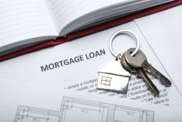 Thirty-year mortgage rates are now at their highest level in more than seven years. (Getty Images/iStockphoto/mizar_21984)